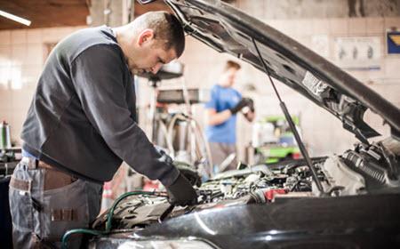 Mercedes Belt Tensioner Repair
