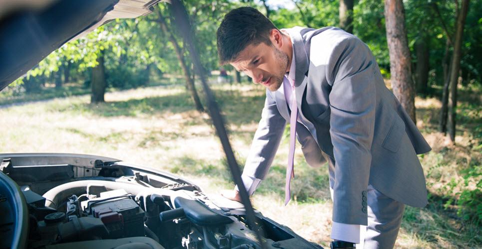 Mercedes V12 Engine Problem