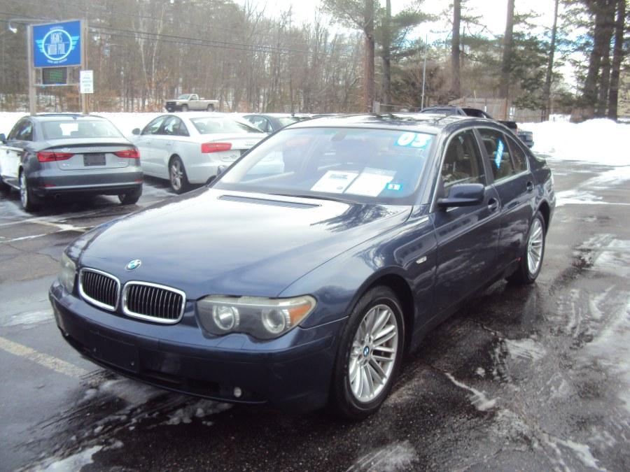 2003 BMW 7 Series – B382