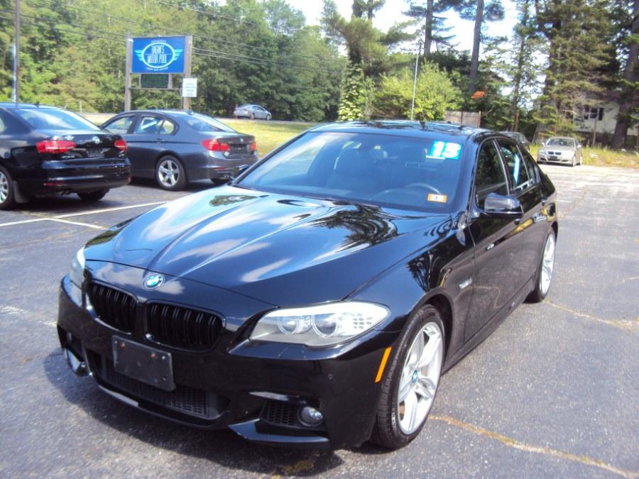 2013 BMW 5 Series – B385