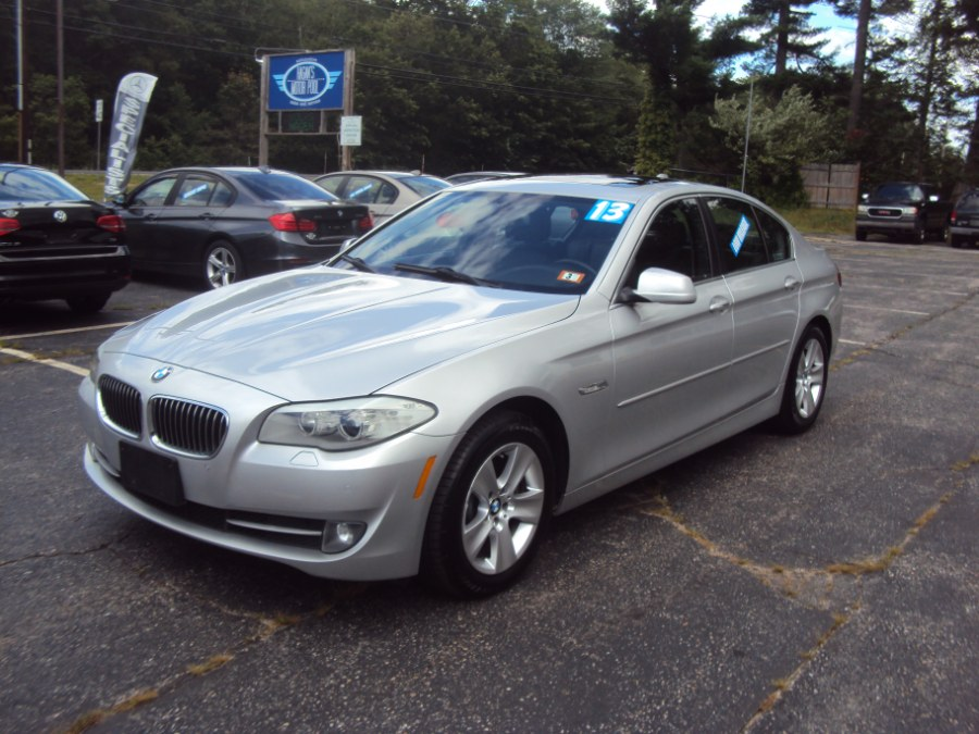 2013 BMW 5 Series – B389