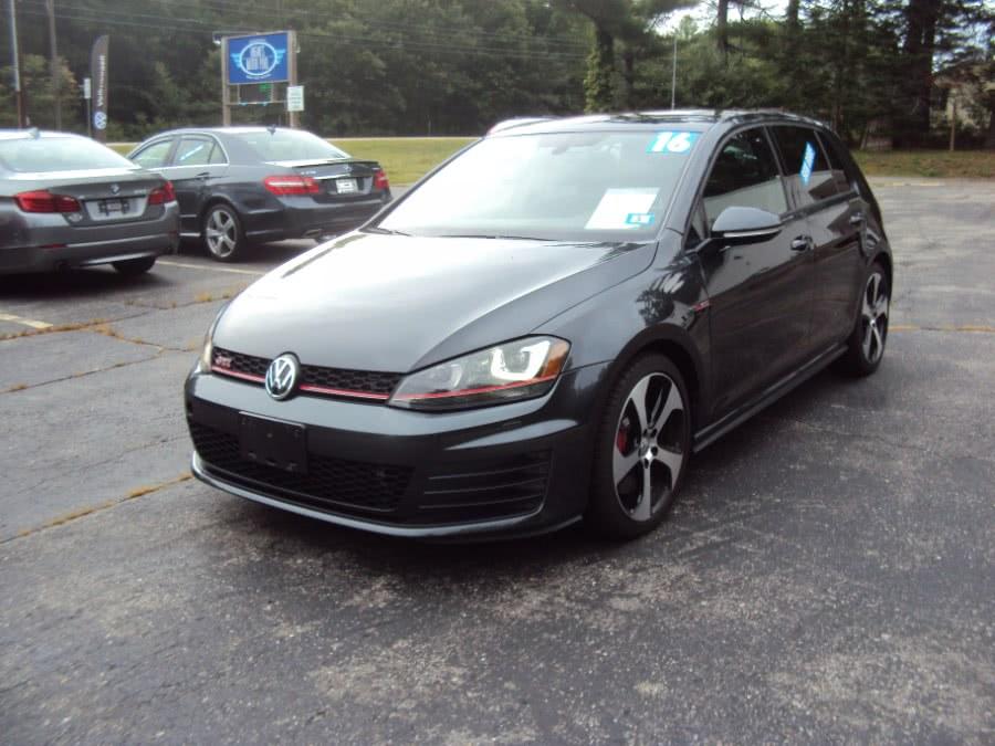 2016 Volkswagen Golf GTI – V489