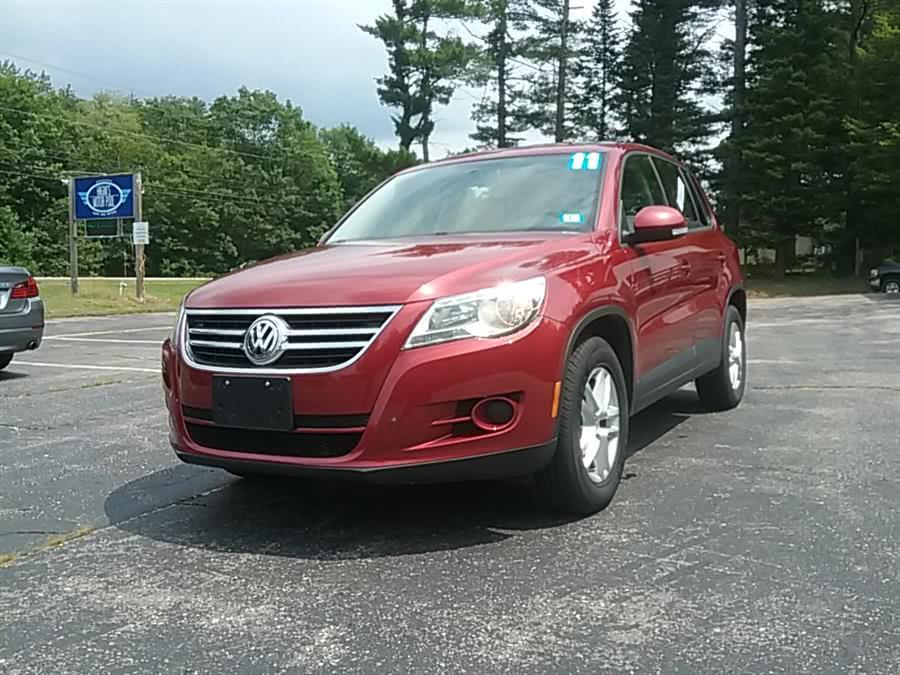 2011 Volkswagen Tiguan – V490